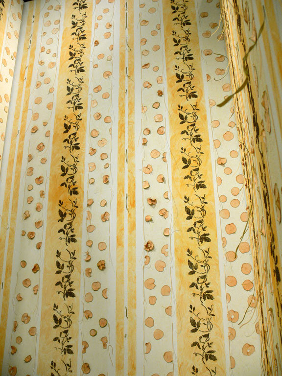 Yellow Wallpaper (detail) 4